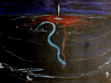 池の血.JPG
